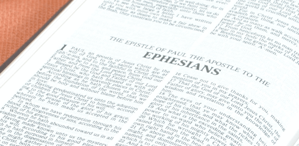 Ephesians 1 v 15-21 Thanksgiving and Prayer Image