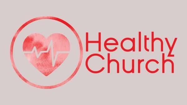 A healthy church is.... built on faith Image